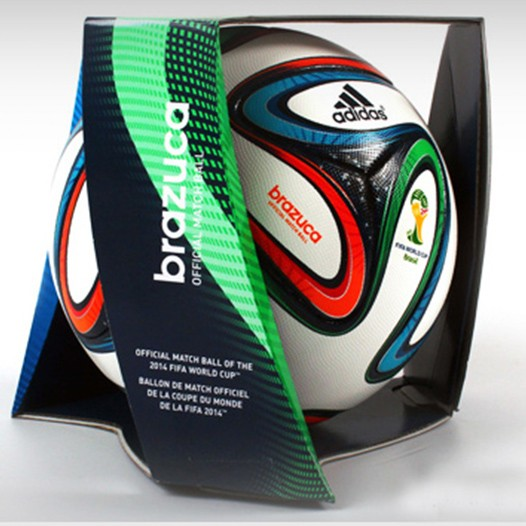 adidas brazuca fifa world cup 2014 official match ball