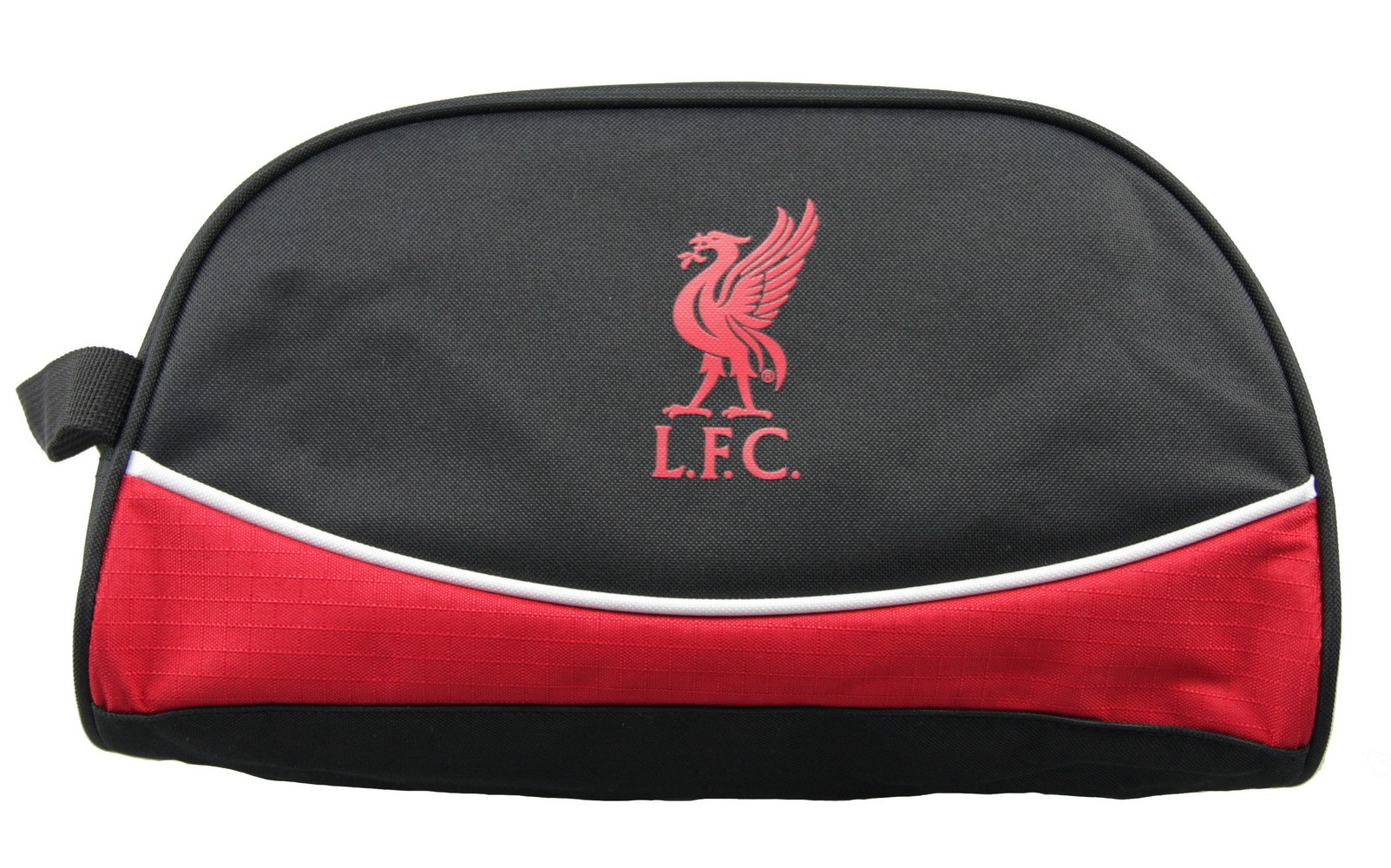 Liverpool Black/Red Bootbag