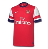 Arsenal 2013/14 S/S Home Shirt