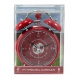 Liverpool FC Double Bell Alarm Clock