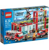 Lego 60004 City Fire Station