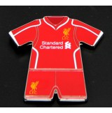 Liverpool FC Home Kit Magnet