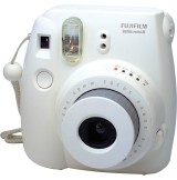 Fuji mini instax 9 White