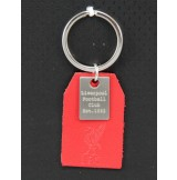 Red FOB Keyring