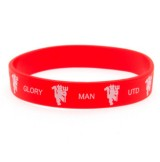 Silicone Wristbands Manchester United