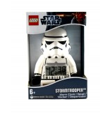 LEGO Star Wars : Stormtrooper Alarm Clock